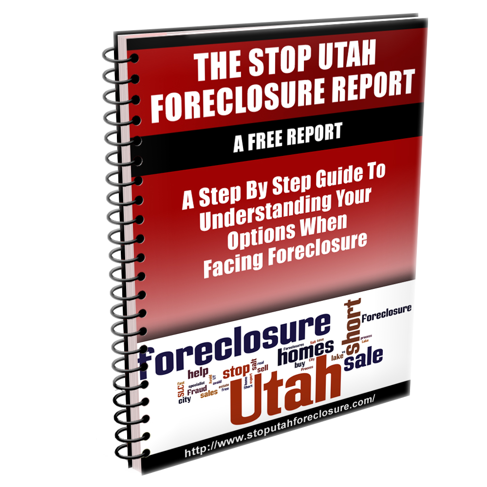 Stop Utah Foreclosure Report